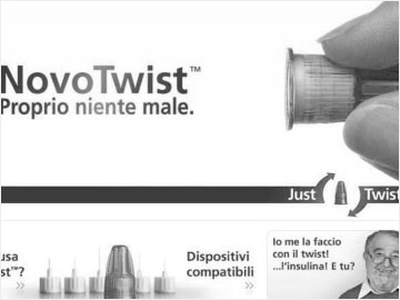 Launch campaign Novo Twist