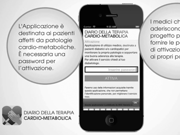 Applications diary of cardiometabolic therapy